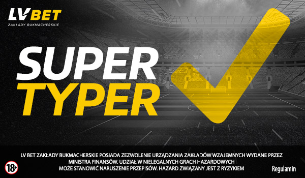 Super Typer na Premier League w LV Bet