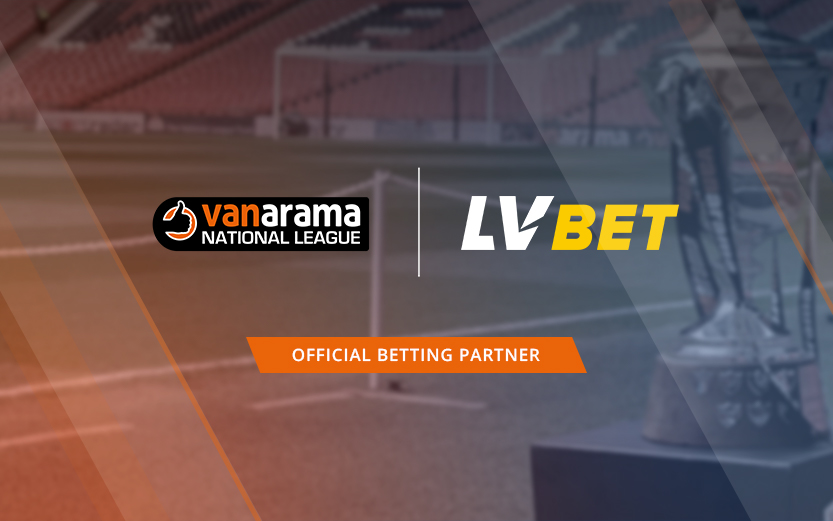 LV Bet sponsorem Vanarama National League